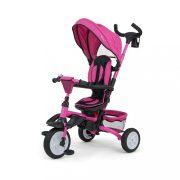 Gyerek tricikli 6az1-ben Milly Mally Stanley pink