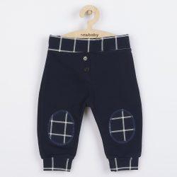 Baba pamut szabadidő nadrág New Baby Cool sötétkék
