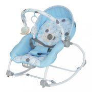 Pihenőszék babák számára 2in1 Baby Mix kék
