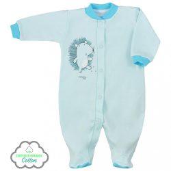 Csecsemő BIO kezeslábas Koala Erdei Barát kék