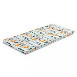 Sensillo összerakható matrac Róka-nyuszi 120x60 cm