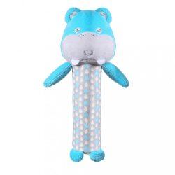 Plyšová pískací hračka Baby Ono Hippo Marcel