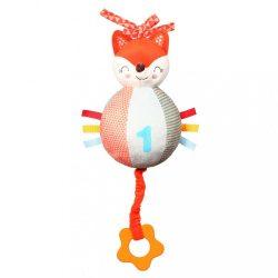 Plüss zenélő játék Baby Ono Fox Vincent