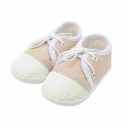 Baba tornacipő New Baby Jeans bézs 3-6 h