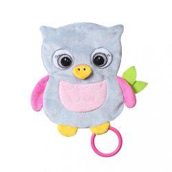 Plüss játék Baby Ono Flat Owl Celeste