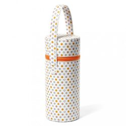 Baby Ono cumisüveg melegentartó táska - narancs