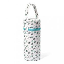 Hőtartó termosz táska cumisüveghez Baby Ono - menta