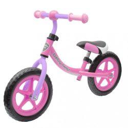 Gyerek futóbicikli Baby Mix TWIST rózsaszín - lila