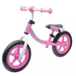 Gyerek futóbicikli Baby Mix TWIST rózsaszín