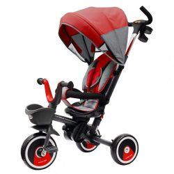 Gyerek tricikli Baby Mix 5az1-ben RELAX 360° piros