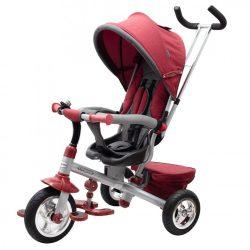 Gyerek tricikli Baby Mix 3az1-ben TYPHOON 360° bordó