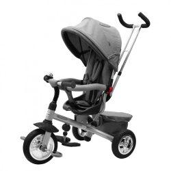 Gyerek tricikli Baby Mix 3az1-ben TYPHOON 360° szürke