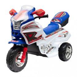 Gyermek elektromos motor Baby Mix RACER fehér
