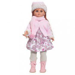 Luxus spanyol baba-kislány Berbesa Tamara 40cm