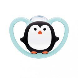 Baba cumi Space NUK 6-18h penguin BOX