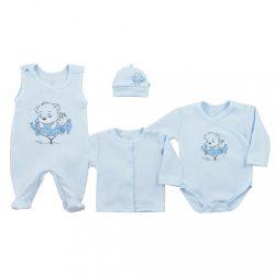 4-részes baba együttes Koala Sleeping Bear kék