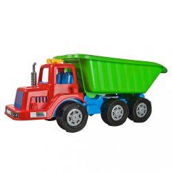 <p>Gyerek billenős teherautó-dömper BAYO Rambo 80 cm</p>