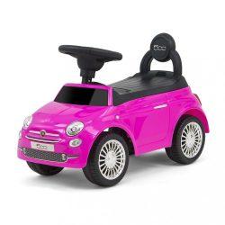 Bébitaxi Milly Mally FIAT rózsaszín