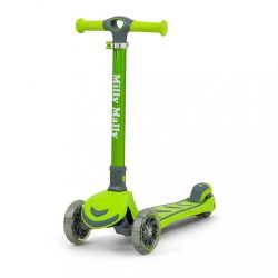 Gyerek roller Milly Mally Scooter Boogie zöld