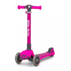 Gyerek roller Milly Mally Scooter Boogie rózsaszín