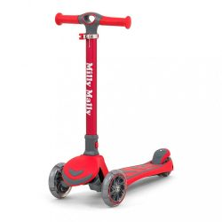 Gyerek roller Milly Mally Scooter Boogie piros