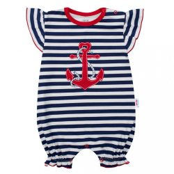 Lányos nyári kezeslábas New Baby Marine