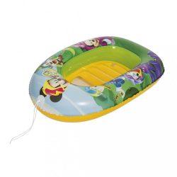 Gyermek felfújható csónak Bestway Mickey Mouse Roadster