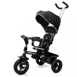 Gyerek tricikli Baby Mix 5az1-ben RIDER 360° fekete