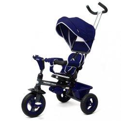 Gyerek tricikli Baby Mix 5az1-ben RIDER 360° kék