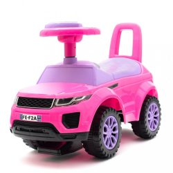 Gyerek jármű SUV Baby Mix rózsaszín