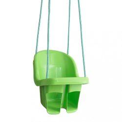 Gyerek függesztett hinta Tega zöld