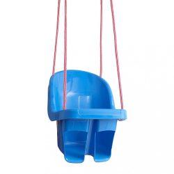 Gyerek függesztett hinta Tega kék