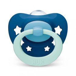 Baba cumi  NUK Classic Signature 18-36h kék star