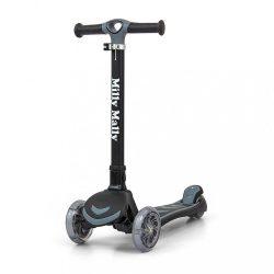 Gyerek roller Milly Mally Scooter Boogie fekete