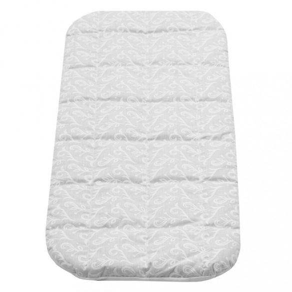 Gyerek matrac kocsiba New Baby 75x35 szivacs-hajdina fehér