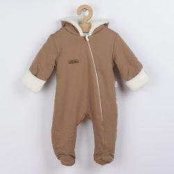 Téli baba kezeslábas Nicol Star