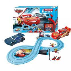 Autópálya Carrera FIRST Cars - Power Duell 2,4 m