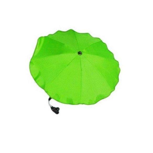 Napernyő babakocsira zöld