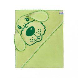Gyerek törölköző (kifogó) kutyus 100x100