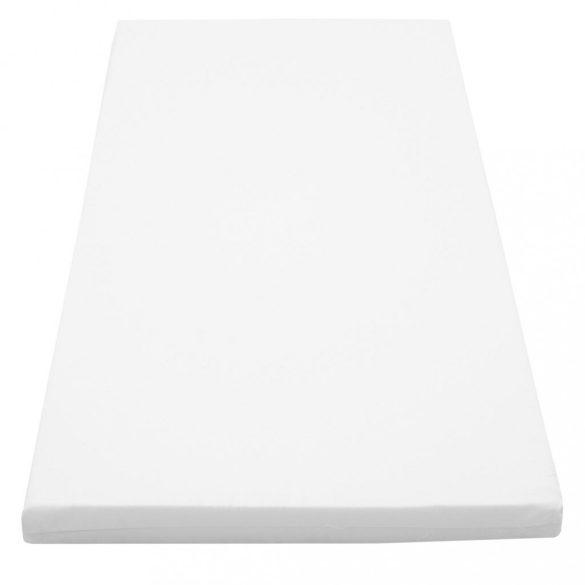 Gyerek habszivacs matrac New Baby BASIC 120x60x5 fehér