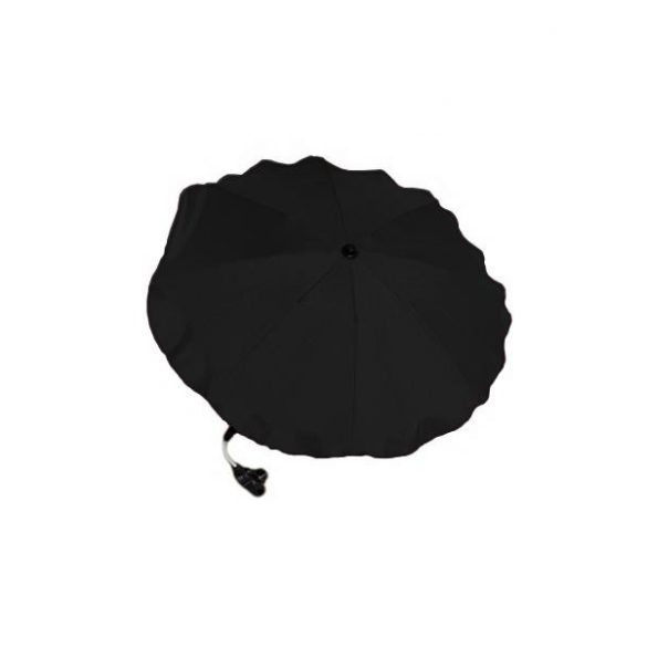 Napernyő babakocsira - fekete