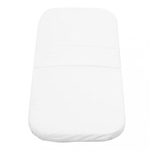 Gyerek habszivacs matrac babakocsiba New Baby BASIC 75x35x2 fehér
