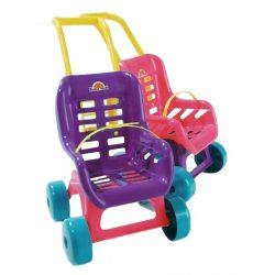 Kocsi babáknak - lila