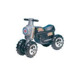 Futóbiikli Mini Motor - fekete