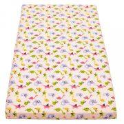 Gyerek habszivacs matrac New Baby 120x60 rózsaszín - különféle minta