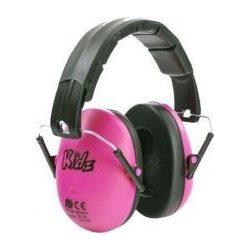 Edz Kidz - gyerek hallásvédő fültok - pink