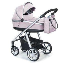 Espiro Next Melange 2.1 Air multifunkciós babakocsi - 08 Pink Walk 2020