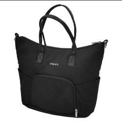 Espiro pelenkázó táska - 10 Black