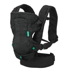 Infantino Flip Advanced 4in1 Convertibile hordozó - fekete