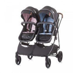 Chipolino Duo Smart iker babakocsi - Blue/Pink 2021